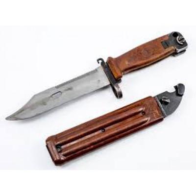 Нож Армейский штык-нож шнс