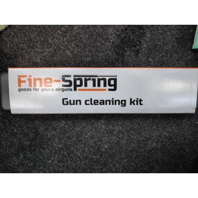 Набор для чистки 4,5 мм Fine-Spring