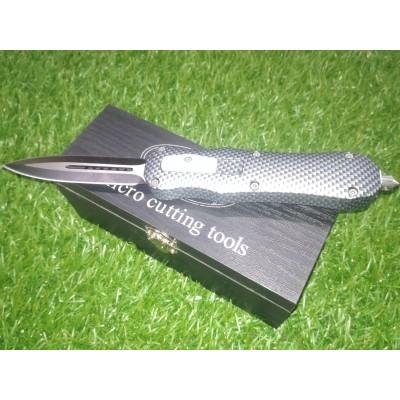 Нож Microtech Combat Troodon (с деревянным кейсом)