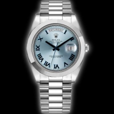 Rolex Day Date II President Platinum
