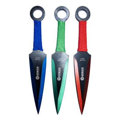 Нож метательный, Boker (в асcортименте разные цвета)