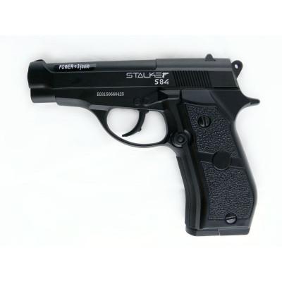 Пневматический пистолет cal. 4.5mm, Stalker S84 (Beretta)