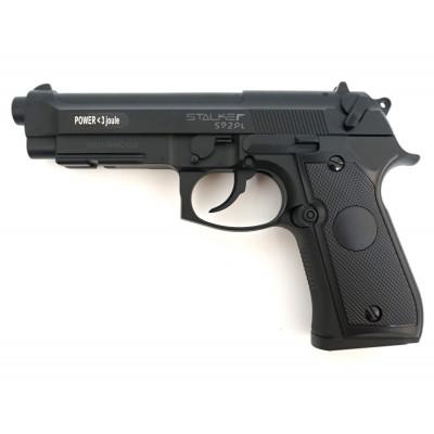 Пневматический пистолет cal. 4.5mm, Stalker S92PL (Beretta)