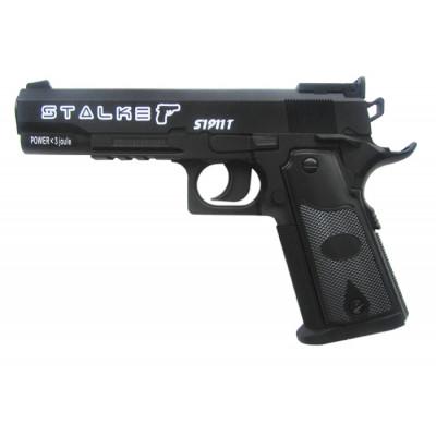 Пневматический пистолет cal. 4.5mm, Stalker S1911T  (ST-12051T)