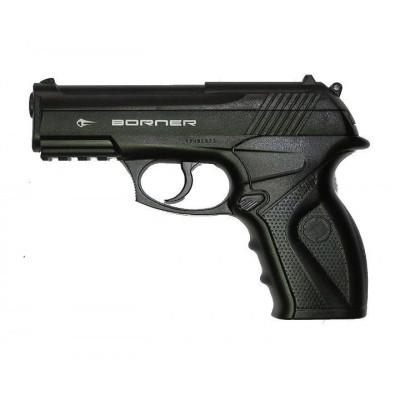 Пневматический пистолет cal. 4.5mm, Borner C11