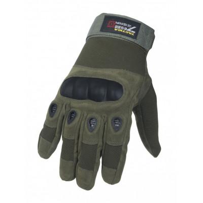Перчатки защитные, (Зелёные)