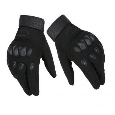 Перчатки защитные, (чёрные)