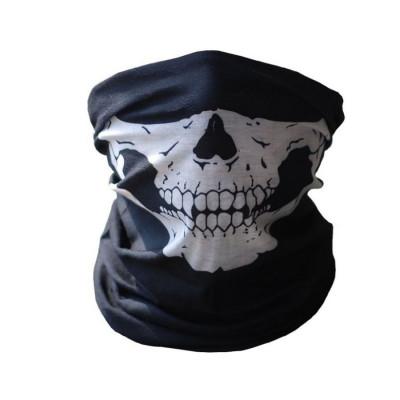 Бандана, маска с черепом