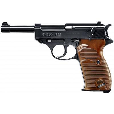 Пневматический пистолет cal. 4.5mm, Umarex Walther P38 блоубэк