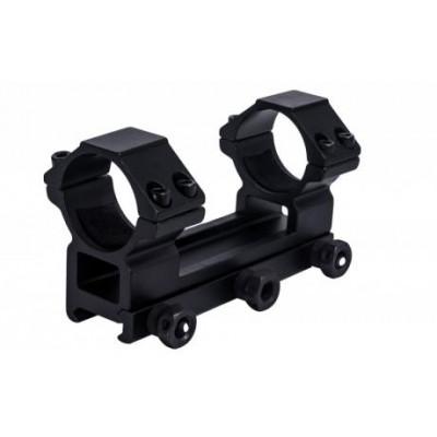 Крепление для оптического прицела, моноблок вивер/пикатинни