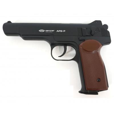Пневматический пистолет cal. 4.5mm, Gletcher APS-P