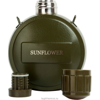 Термос-фляга Sunflower SVF-800 (0.8 л)