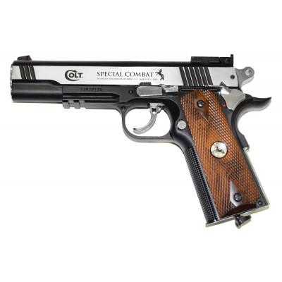 Пневматический пистолет cal. 4.5mm, Umarex Colt Special Combat