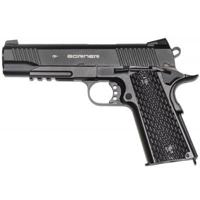 Пневматический пистолет cal. 4.5mm, Borner KMB-77