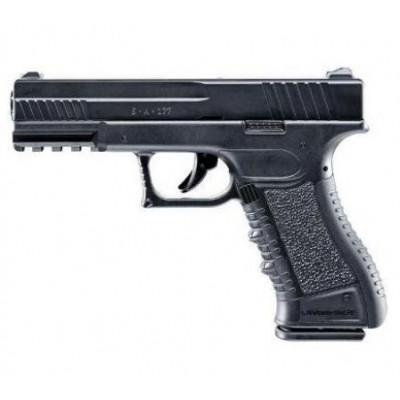 Пневматический пистолет cal. 4.5mm, Umarex SA177, Glock 17 Blowback (рреал)