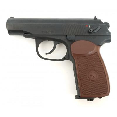 Пневматический пистолет cal. 4.5mm, Baikal MP 654-К (Бэха-рреал)