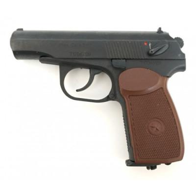 Пневматический пистолет cal. 4.5mm, Baikal MP 654-К (Сити-рреал)