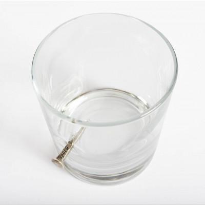"""Пуля в стакане, Стакан """"Whiskey silver nail"""" 300 мл (TUBE)"""