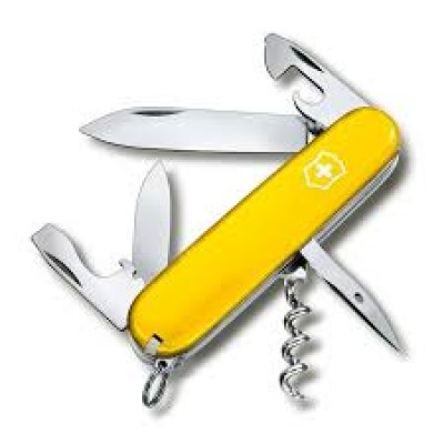 Нож складной Victorinox Spartan Yellow 1.3603.8