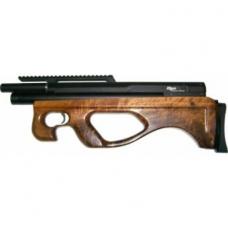 Пневматическая винтовка PCP cal. 5.5mm, Edgun «Леля» ложа Орех