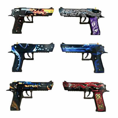 Пистолет резинкострел CS:GO, Desert Eagle в ассортименте