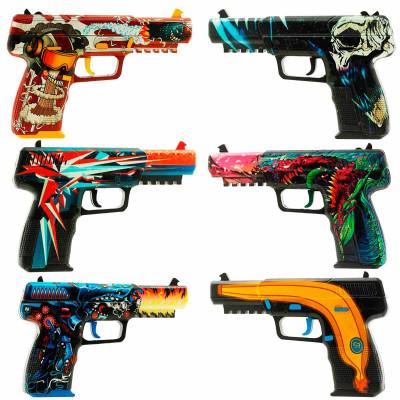 Пистолет резинкострел CS:GO, Five Seven в ассортименте