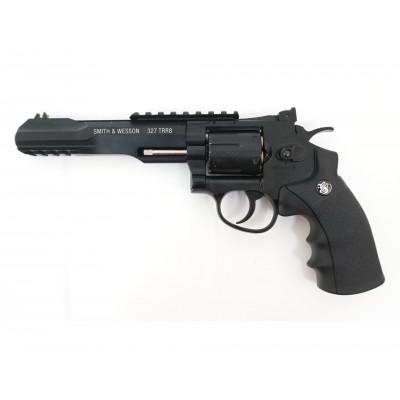 Пневматический пистолет cal. 4.5mm, Umarex S&W Military&Police 327 TRR8