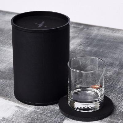 """Пуля в стакане, Стакан """"Whiskey"""" 300 мл (TUBE)"""