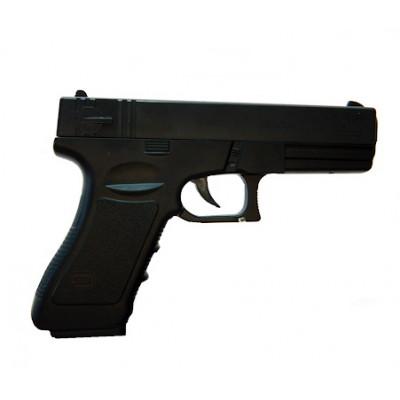 Зажигалка газовая, пистолет Glock (глок)
