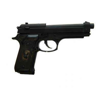 Зажигалка газовая, пистолет Beretta большая