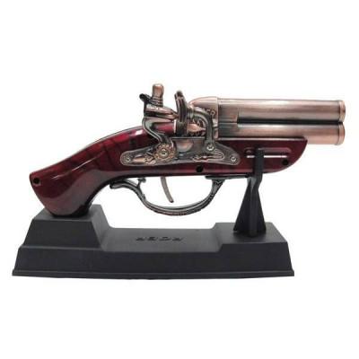 Зажигалка газовая, пистолет Roer 1800