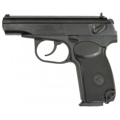 Пневматический пистолет cal. 4.5mm, Baikal MP658-К Blowback (блоубэк)