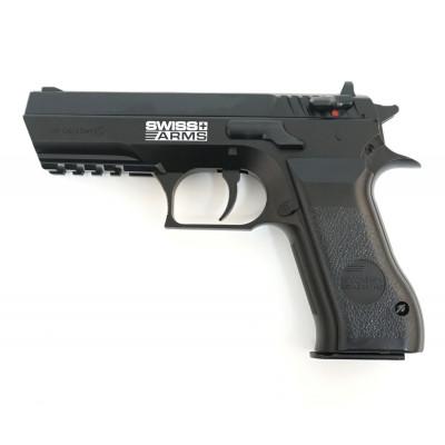 Пневматический пистолет cal. 4.5mm, Swiss Arms SA 941