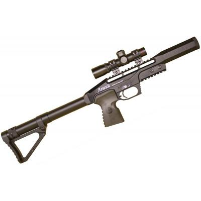 Пневматическая винтовка PCP cal. 5.5mm, EdGun «Леший»
