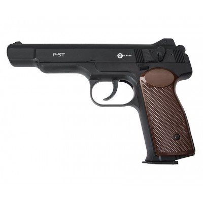 Пневматический пистолет cal. 4.5mm, Gunter P-ST (АПС, Стечкин)