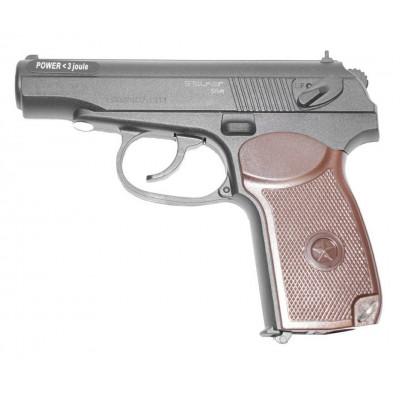 Пневматический пистолет cal. 4.5mm, Stalker SPM  ST-12051PM