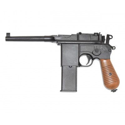 Пневматический пистолет cal. 4.5mm, Umarex Legends C96 (Маузер)