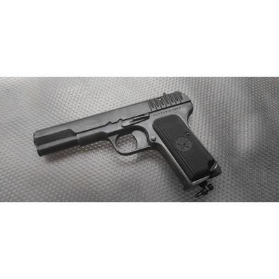 """Пневматический пистолет """"ТТ"""" МР-656. рама 1944г , реал"""