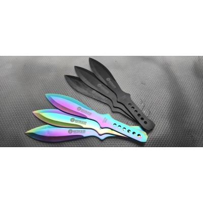 Метательные Ножи Boker 440c , набор из 3-х штук