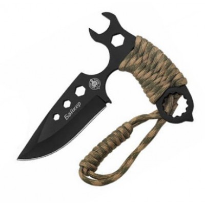 Нож тычковый, Мастер Клинок MK002 Байкер