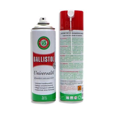 Масло оружейное, Ballistol 400ml