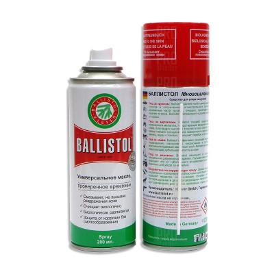 Масло оружейное, Ballistol 200ml