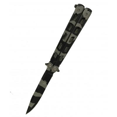 Нож балисонг (бабочка), Benchmade хаки