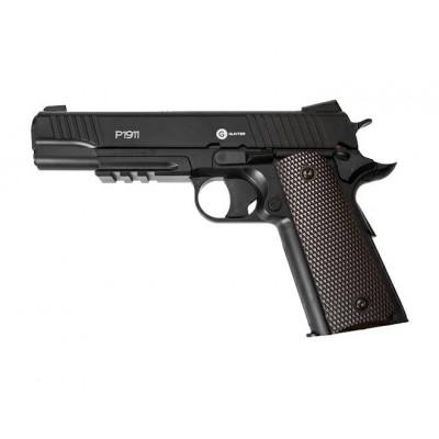 Пневматический пистолет cal. 4.5mm, Gunter P1911