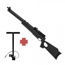 Пневматическая винтовка PСP Hatsan AT44-10 c насосом