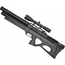 Пневматическая винтовка EDgun Матадор R5M Long (6.35 мм, 590 мм, пластик, буллпап)