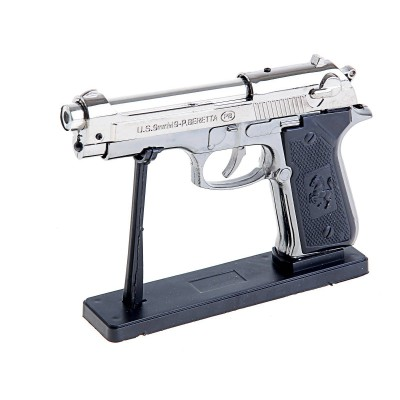 Зажигалка газовая, пистолет Beretta